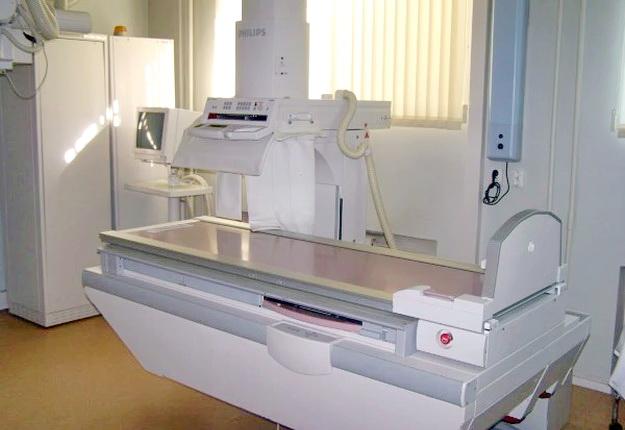 Ренгеновское оборудование для ирригоскопии