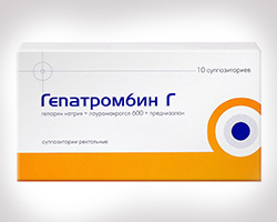 Гепатромбин от геморроя при беременности