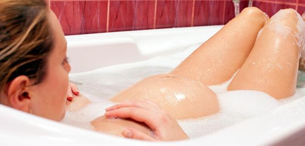 Ванночки при геморрое во время беременности