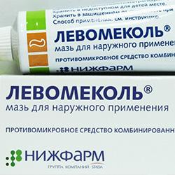 Левосин при геморрое инструкция по применению (аналоги)